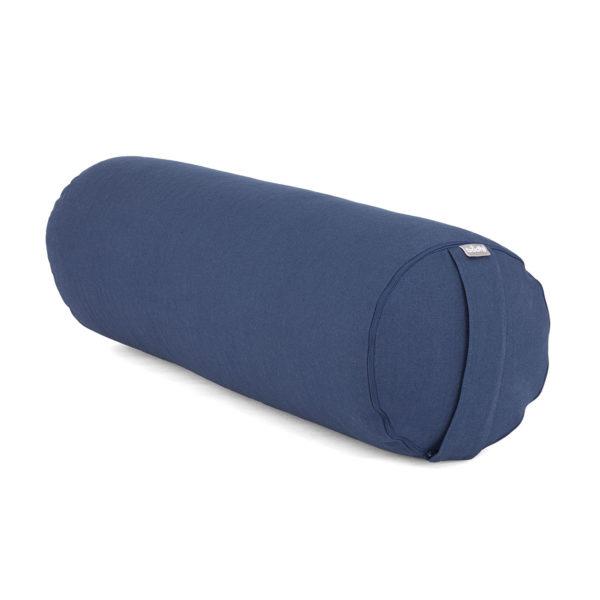 AKTION Yoga BOLSTER BASIC blau | Kapok