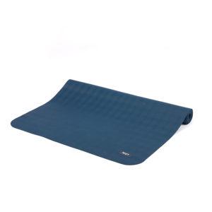 Reise-Yogamatte ECOPRO TRAVEL XL aus Naturkautschuk ozean 1,3 mm, 200 x 60 cm - extrem rutschfest!