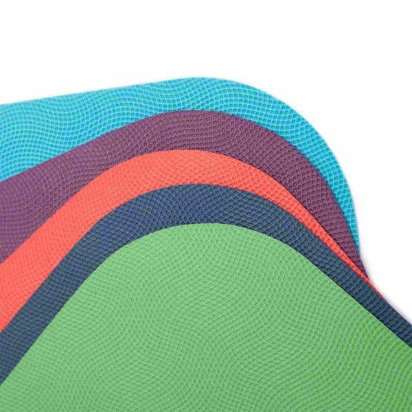 Reise-Yogamatte ECOPRO TRAVEL XL aus Naturkautschuk 1,3 mm, 200 x 60 cm - extrem rutschfest!