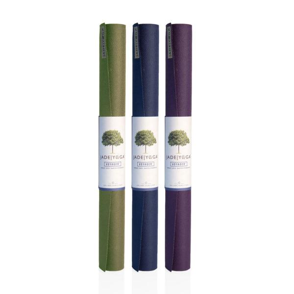 Yogamatte Jade Voyager | Naturkautschuk