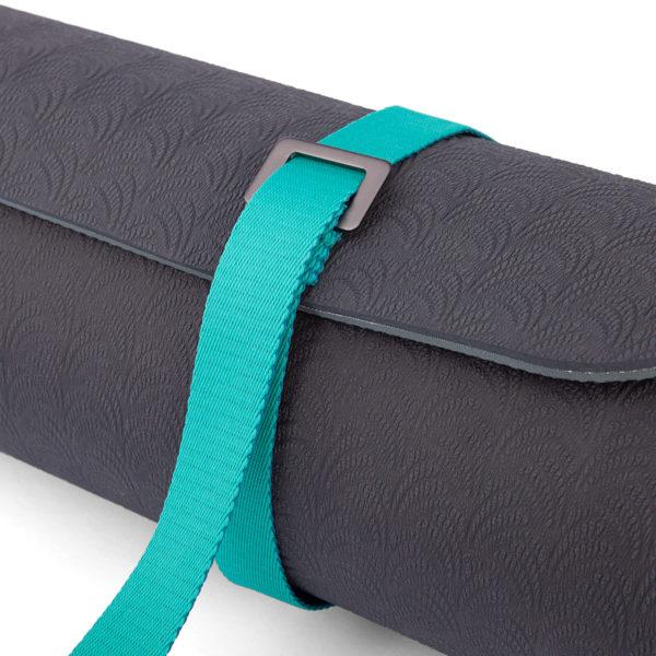 Zweifarbiger Yogamatten-Tragegurt Für jede Mattengröße geeignet