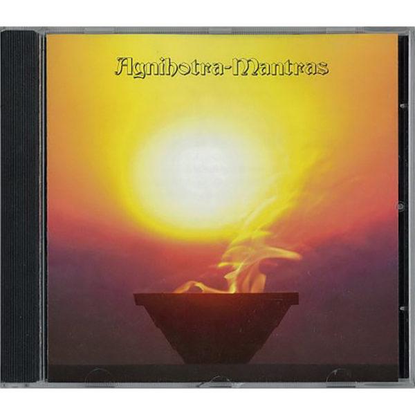 Agnihotra Mantras CD zum Buch Agnihotra