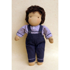 Benny - Global Friendship Doll