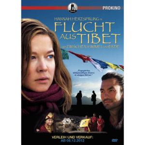 Flucht aus Tibet - DVD