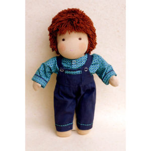 Billy - Global Friendship Doll
