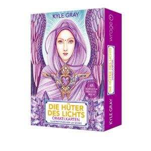 Die Hüter des Lichts - Orakelkarten von K. Gray u. L. Moses