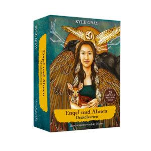 Engel und Ahnen - Orakelkarten von K. Gray u. L. Moses