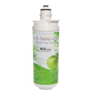 Ersatzkartusche WiV mini Wasserfilter 3-Stufen Technologie