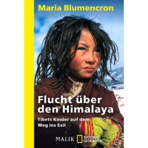 Flucht über den Himalaya_Maria Blumencron