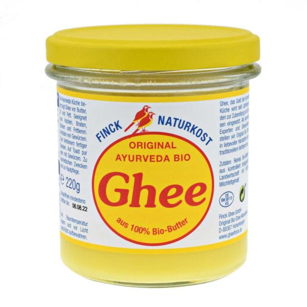 Ghee-Bio-Finck-220g