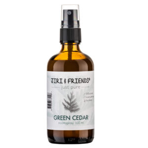 Jiri_Spray_GreenCedar_100ml