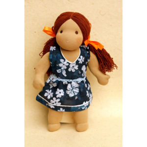 Katie - Global Friendship Doll