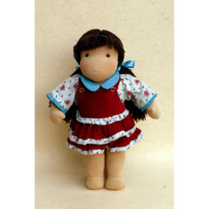 Kelly - Global Friendship Doll