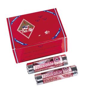 Kohletabletten 3.3 cm 10 Rollen à 10 Tabletten
