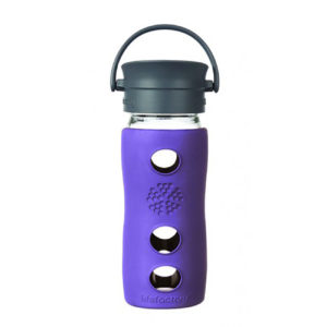 Lifefactory Café-Collection 350ml violet