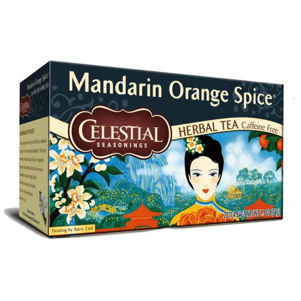 Celestial Mandarin Orange Spice
