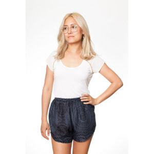 Nacht Mandala Shorts von paigh