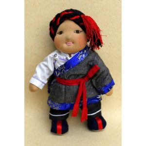 Norbu - Original Bopa Doll