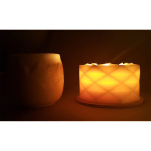 Kandelo Kerze Origami