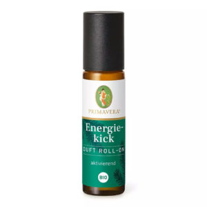 PRIMAVERA® – Energiekick Duft Roll-On bio
