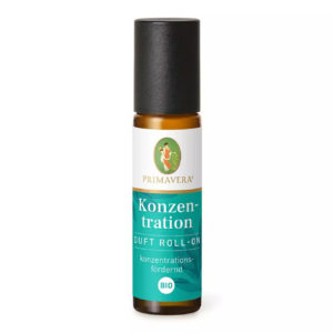 PRIMAVERA® – Konzentration Duft Roll-On bio