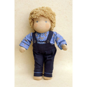 Peter - Global Friendship Doll