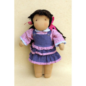 Robyn - Global Friendship Doll