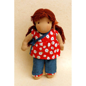 Ruby - Global Friendship Doll