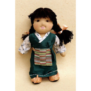 Samdol - Original Bopa Doll