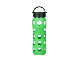 Vorige Vorige Lifefactory 650ml Glas-Trinkflasche mit Classic Cap, moss