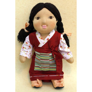 Tenzin - Original Bopa Doll