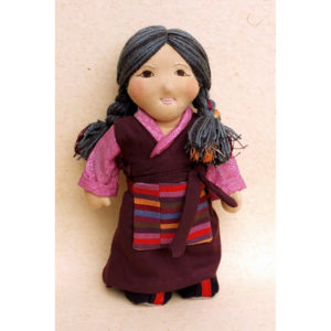 Tsering - Original Bopa Doll