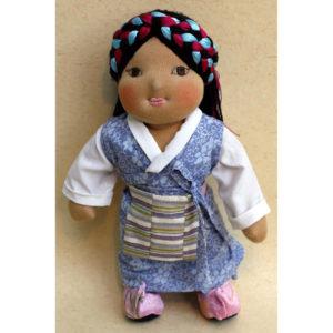 Tsewang - Original Bopa Doll