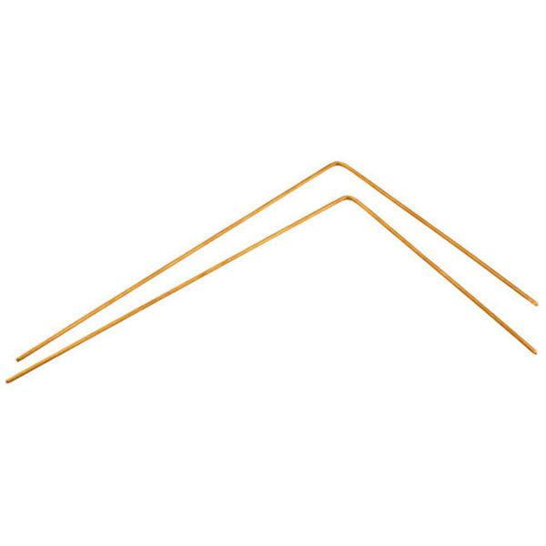 Wünschelrute Messing einfachste Ausführung24 x 16 cm