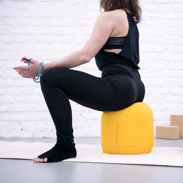 Meditationskissen Classic OVAL