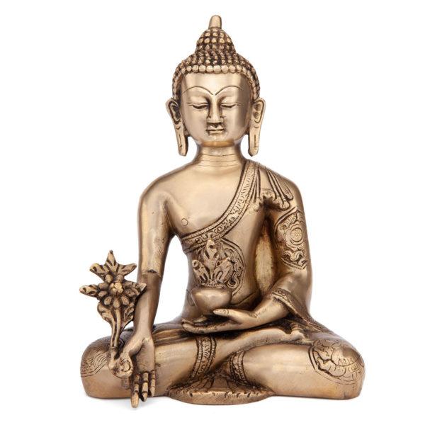 meditation_zubehoer_buddha_statue_golden