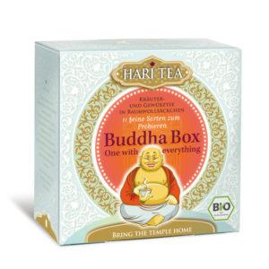 Buddha Tee Box, bio