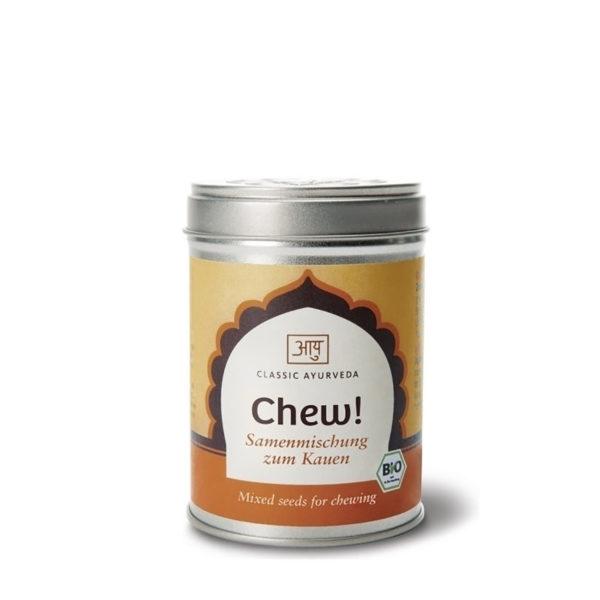 Chew!, bio
