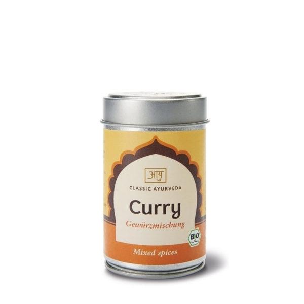 Curry Gewürzmischung, bio