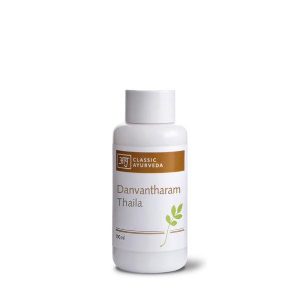 Danvantharam Thaila – Körper-Massageöl