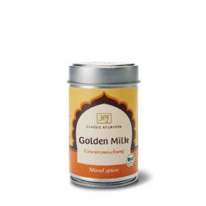Golden Milk Gewürzmischung, bio