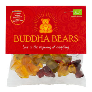 Buddha Bears red