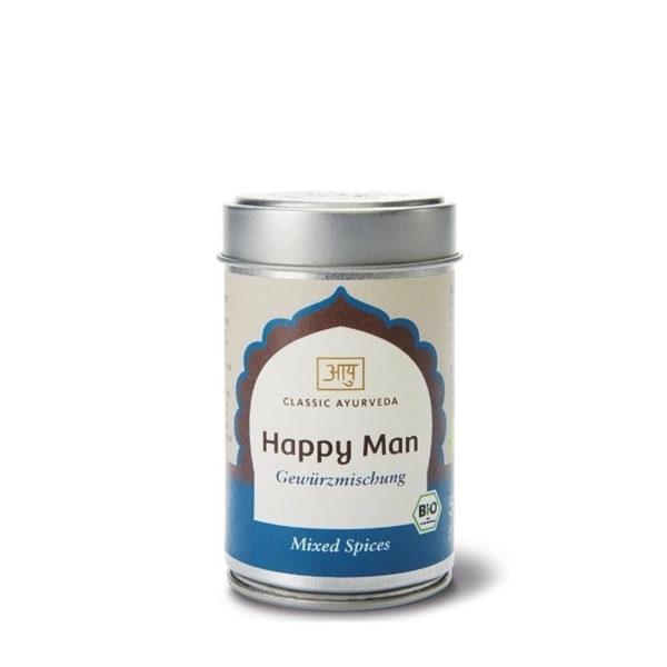 Happy Man Gewürzmischung, bio