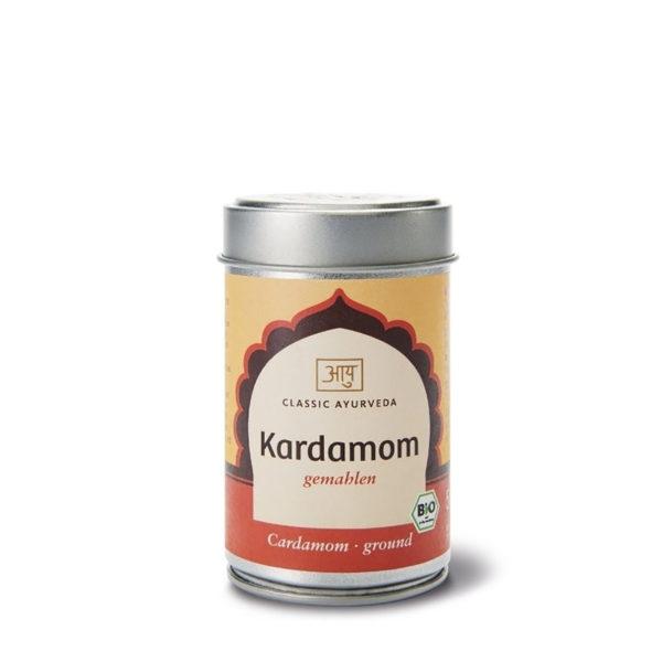 Kardamom (gemahlen, mit Schale), bio
