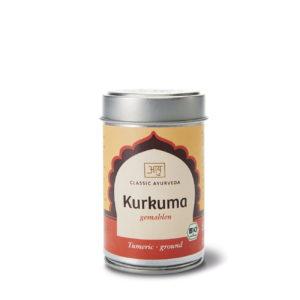 Kurkuma (gemahlen), bio