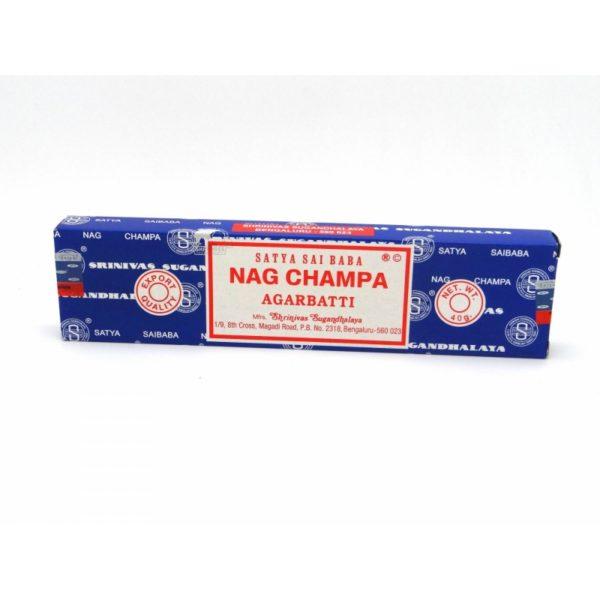 Räucherstäbchen Satya Nag Champa Agarbatti
