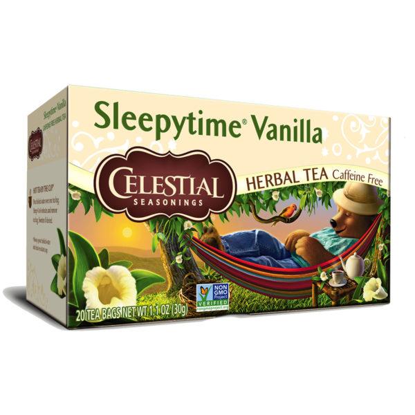 Celestial Tea - Sleepytime Vanilla