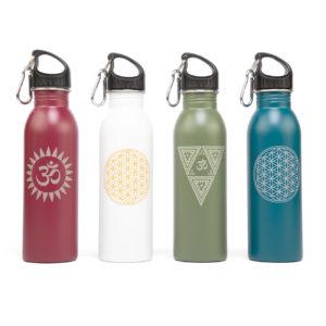 yoga_lifestyle_bodhi_edelstahl_trinkflasche_sammelbild